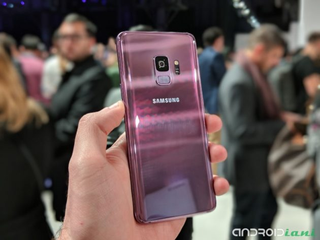Galaxy S9: ancora problemi a gestire la RAM [VIDEO]