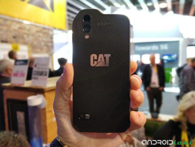 [MWC 2018] CAT presenta CAT S61, il nuovo rugged phone