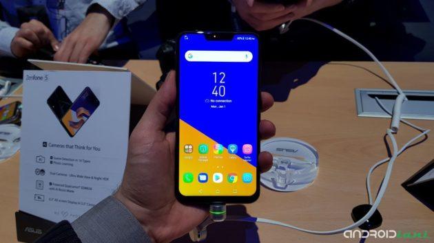 [MWC 2018] Asus Zenfone 5: ecco la nuova gamma al completo