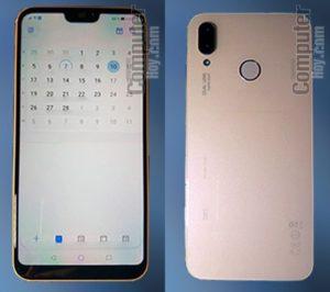 Huawei P20 Lite si crede un Apple iPhone X - FOTO (1)