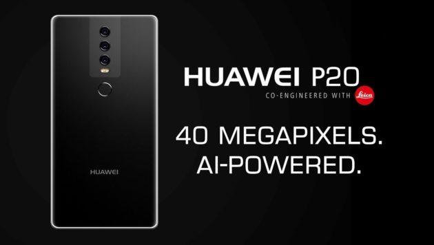 Huawei P20 farà mangiare la polvere ad Apple iPhone X?