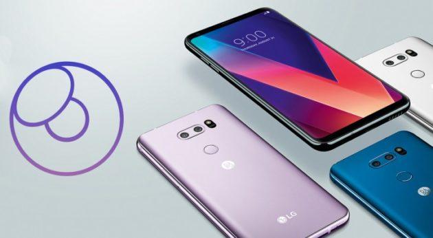 LG V30: arriva Oreo (e ThinQ) sui device italiani