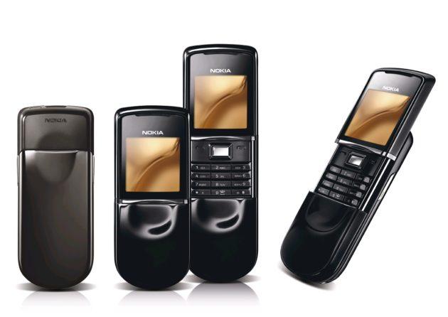 Nokia 8 Sirocco, la resurrezione del brand