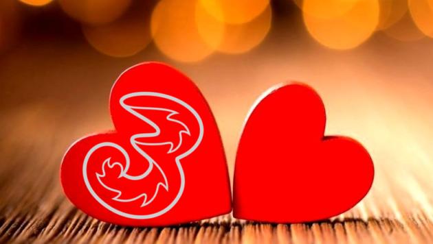 Tre ALL-IN San Valentino disponibile fino al 20 febbraio 2018
