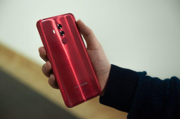 UMIDIGI Z2: materiali premium per il nuovo flagship
