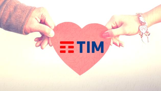 Tim pensa ai suoi clienti in occasione di San Valentino