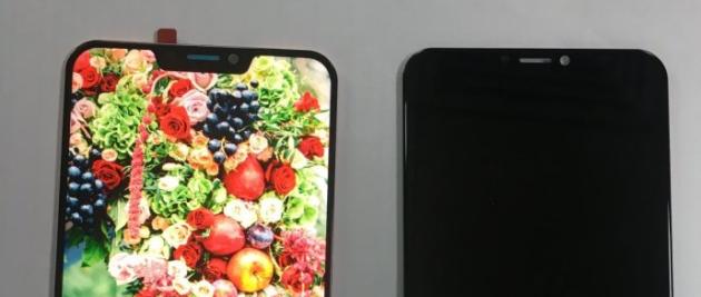 Vivo X30, un nuovo scatto mostra il display in funzione