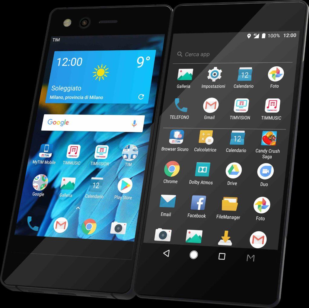 ZTE Axon M, smartphone dual screen pieghevole, arriva in Italia con TIM (2)