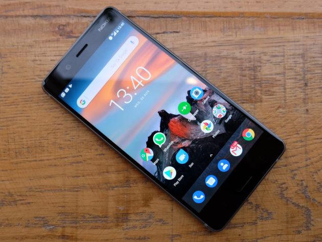 Nokia 8 riceve Android 8.1 Oreo