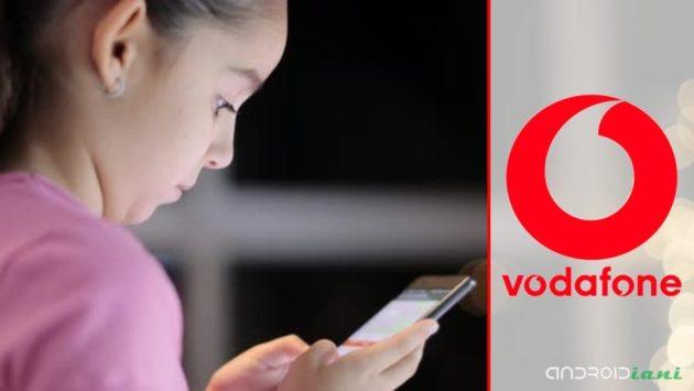 Vodafone, un'offerta dedicata ai giovanissimi (8 - 15 anni)