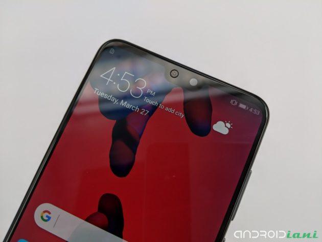 Huawei P20 consente di