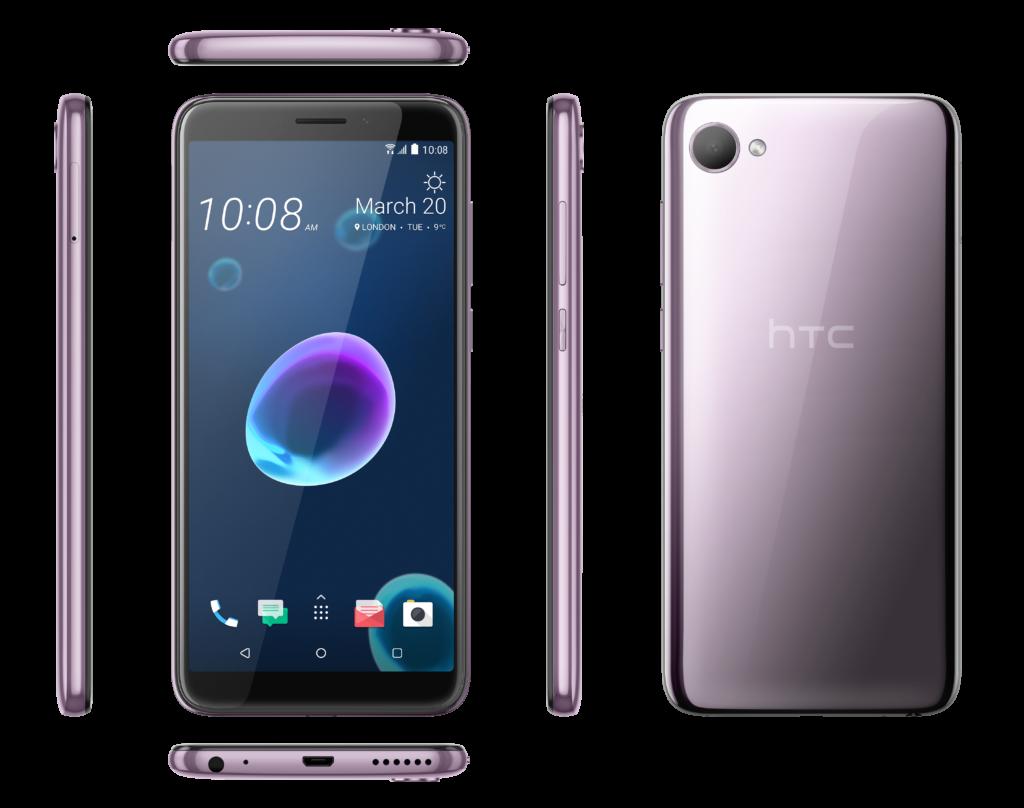 HTC: ecco HTC Desire 12 e HTC Desire 12+