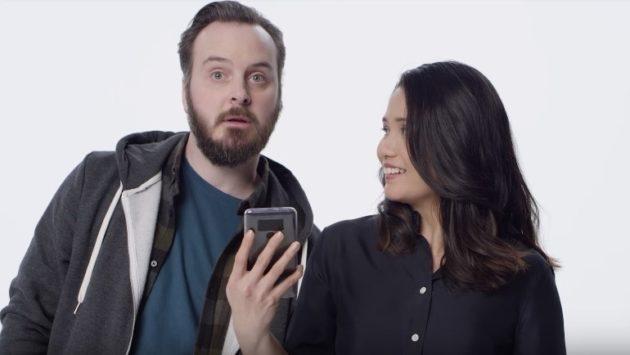 Huawei P20 ''sbeffeggia'' i fotografi professionisti - VIDEO