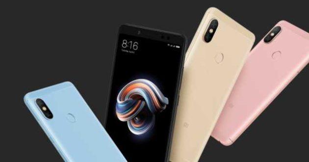 Xiaomi Redmi Note 5 Pro arriverà presto in Europa