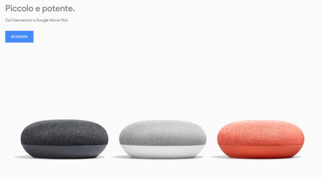 Google Home Mini sarà in omaggio con i Nokia 6.1