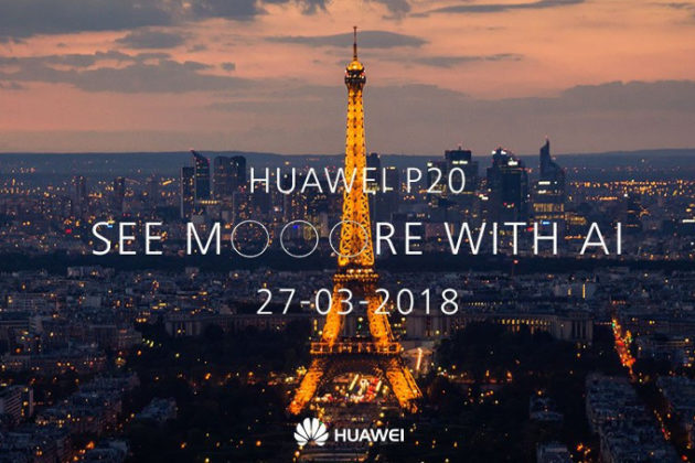 Huawei P20, P20 Lite e P20 Pro mostrati da evleaks