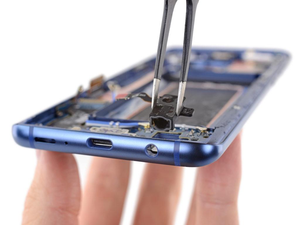 Samsung Galaxy S9, ecco come sarebbe stato con il notch sul display