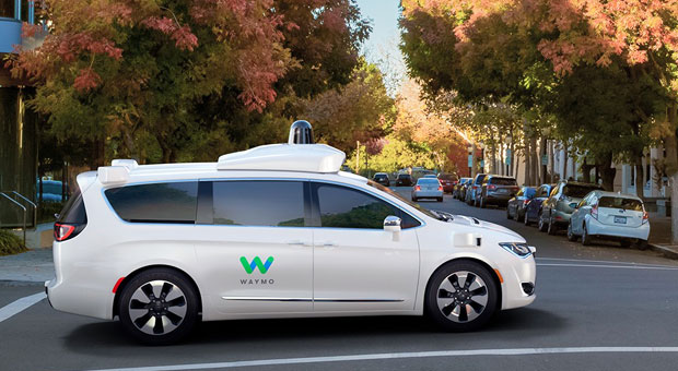 Waymo, ultimi test per le auto a guida autonoma [Video]