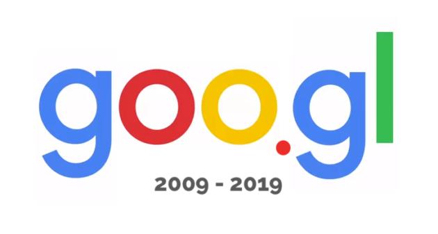 Google chiude il suo servizio di URL Shortener goo.gl