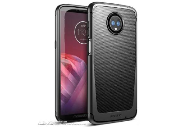 Moto Z3 Play: lettore di impronte laterale e dual camera