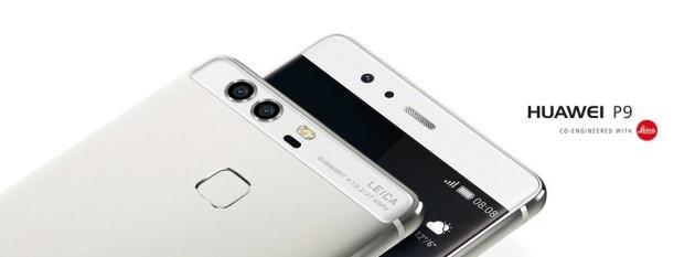 Huawei presenta P9, P9 Plus e Talkband B3