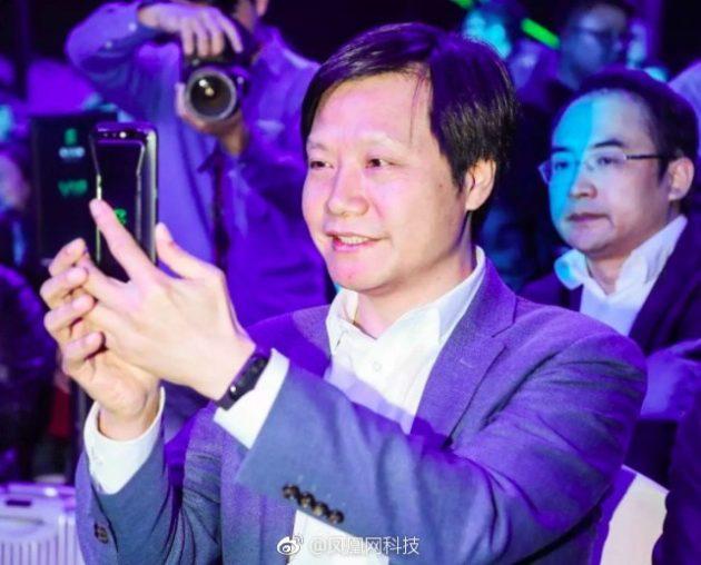Xiaomi Mi Band 3, il CEO la rivela per sbaglio