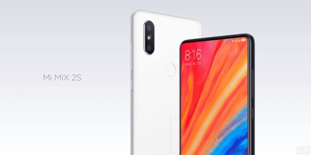 Xiaomi Mi Mix 2s soldout in due minuti