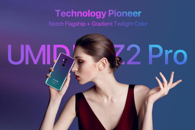 UMIDIGI Z2/Z2 Pro: specifiche a confronto