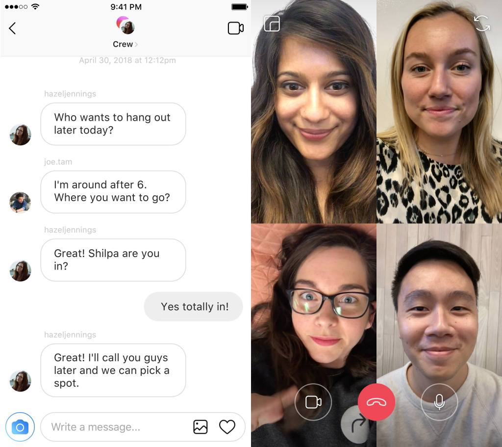 Le novità annunciate all'F8 — Storie di Instagram
