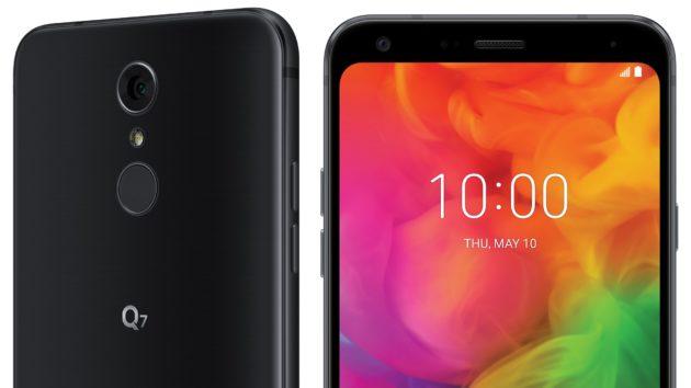 LG annuncia il nuovo smartphone LG Q7