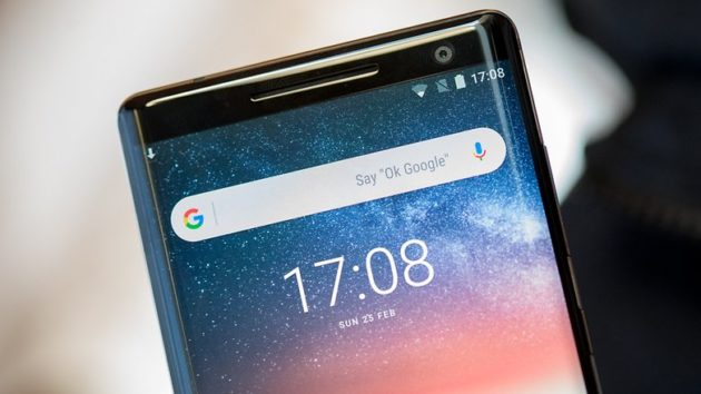 Nokia 8 Sirocco: arriva Android 9 Pie