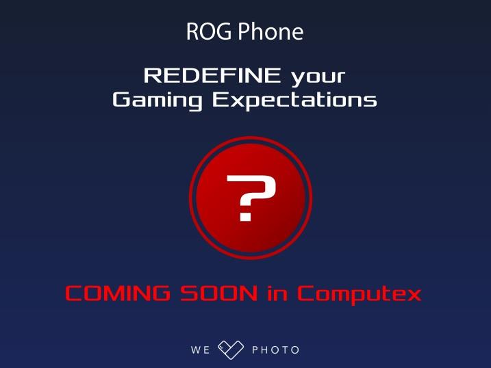 ASUS ROG: lo smartphone Android per il gaming previsto al Computex 2018
