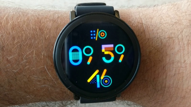 Udell rilascia una watch face per Wear OS dedicata all'I/O 2018