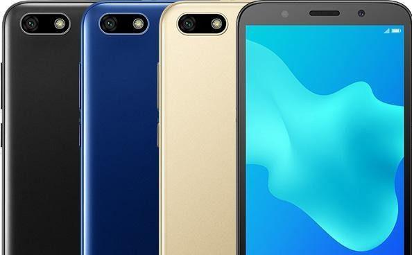 Huawei presenta tre nuovi smartphone per la serie Y