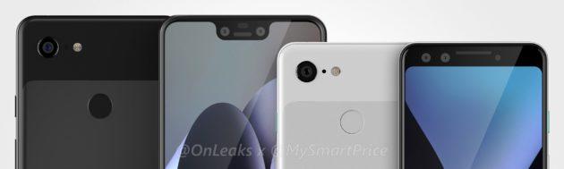 Google Pixel 3 XL appare in quelle che sono le sue prime immagini reali