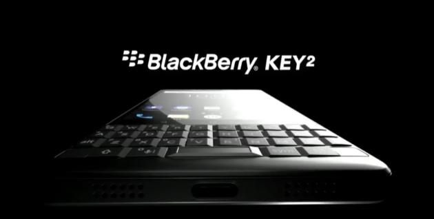 BlackBerry Key2 è ufficiale e sarà disponibile da luglio