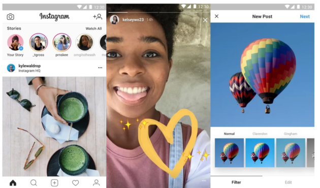 Instagram Lite arriva sul Play Store
