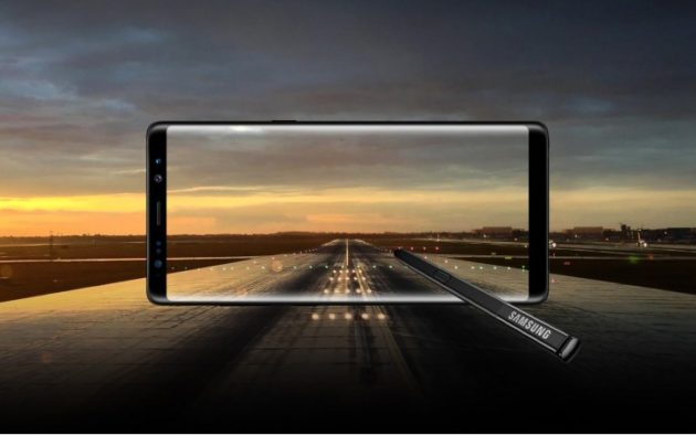 Samsung Galaxy Note 9 già protagonista di un primo unboxing