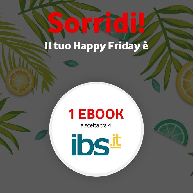 Vodafone Happy Friday il regalo di questa settimana - 220618