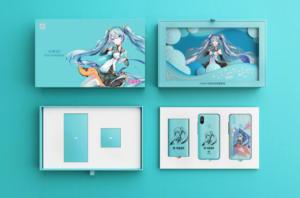 Xiaomi Mi 6X Hatsune Miku Edition