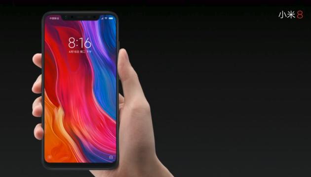 Xiaomi Mi 8 arriva ufficialmente in Italia a partire da 529€