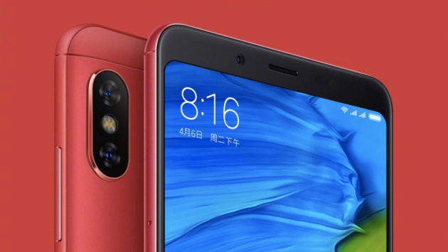 Xiaomi RedMi Note 5, presto in arrivo una nuova variante da 6 / 128 GB