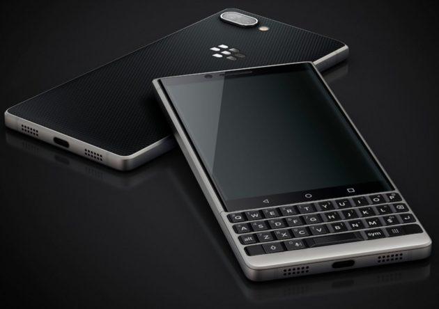BlackBerry Key2 compare in foto con due giorni di anticipo