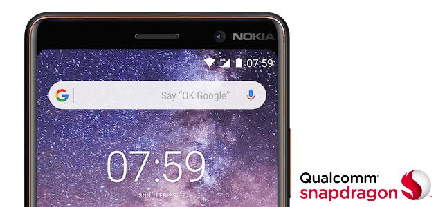 Nokia sarebbe a lavoro su un dispositivo con Snapdragon 710