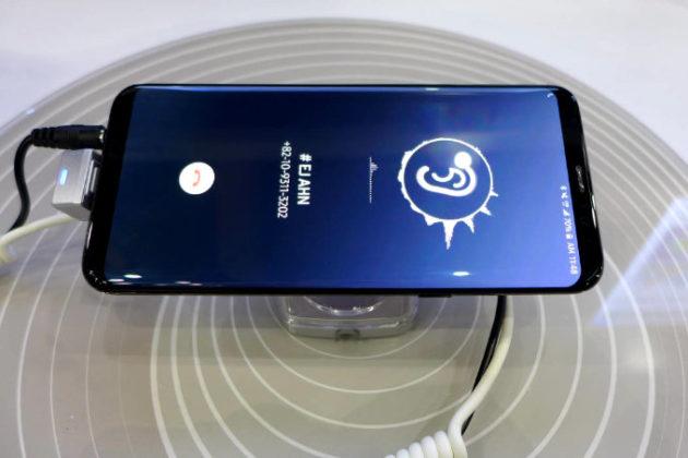 Galaxy S10: niente capsula auricolare, l'audio arriverà dal display
