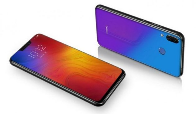 Lenovo Z5: notch e Snapdragon 636