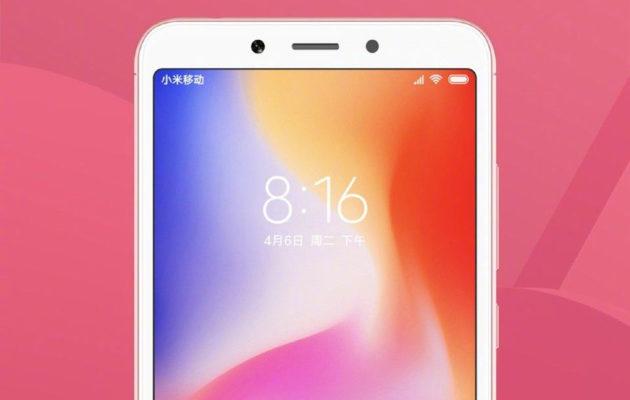 Xiaomi Redmi 6 verrà presentato domani (e non avrà il notch)