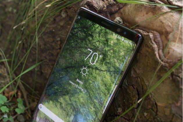 Samsung: nuovo brevetto per smartphone bezel-less