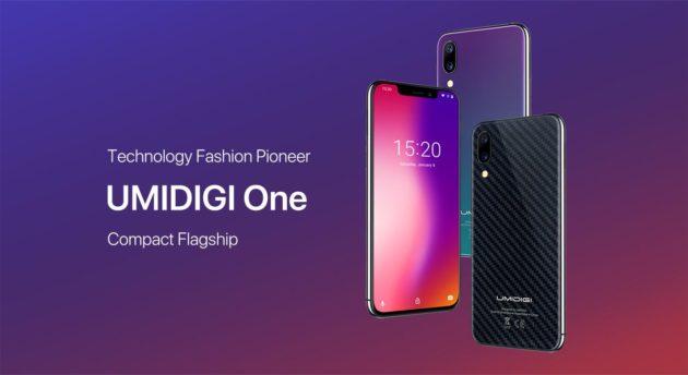 UMIDIGI One|One Pro: annunciati i nuovi flagship