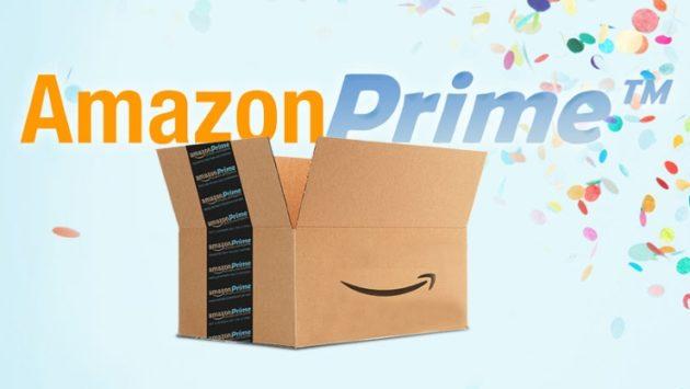 Buono sconto di 10€ a tutti i nuovi iscritti Amazon Prime